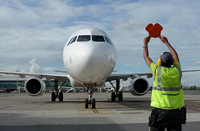 Atendimento de Aeronaves